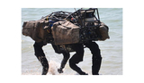 BostonDynamics:BigDog机器人