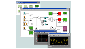 ECP:Real-Time Simulink Option 软件系统